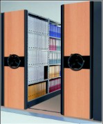 Etagère de stockage archives - Capacité de charge jusqu'à 900 kg au mètre linéaire