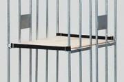 Étagère en bois pour rolls - 45000