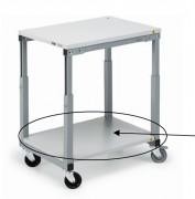 Etagère pour établi mobile - Capacité de charge (kg) : 40