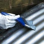Etanchéité pour toiture non circulable - Finition gris aluminium