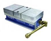 Étau CN double serrage pour centres d'usinage palettisés - Étau HDM6
