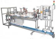 Étiqueteuse automatique évolutive tous formats - Dépose d'étiquettes adhésives sur packagings tous formats