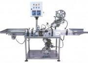 Etiqueteuse automatique industrielle récipients plats - Récipients plats ou cylindriques