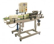 Étiqueteuse automatique modulable   - Étiquetage linéaire, cylindrique, conique