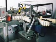 Etiqueteuse double face - Vitesse de production: max 9.000 - 7.200 - 12.000 pcs/h