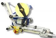 Etiqueteuse industrielle - Vitesse de distribution :  50 m par minute - Largeur  : jusqu'à 248 mm