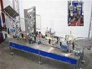 Étiqueteuse linéaire - 2500 bouteilles per heure. réf : LYSTOP MB