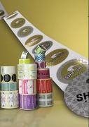 Etiquette autocollante personnalisable - Pour l'identification de vos produits, personnalisation jusqu'au bout de l'étiquette