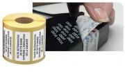 Etiquette de sécurité VOID - Etiquette scellé de sécurité