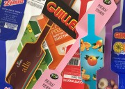 Etiquette filet imprimable en thermique - Impression d'étiquettes