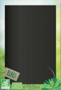 Etiquette fruits et légumes bio frais - L40 x L 60 cm