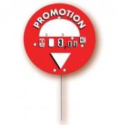 Etiquette promotionnelle