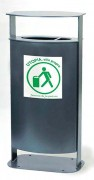 Étiquette signalétique vinyle - Film vinyle - Adhésif permanent acrylique solvant - Impression 1 couleur