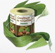 Étiquette velin biodégradable - Velin - Adhésif permanent biodégradable acrylique base eau