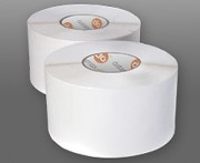 Étiquettes consommables blanches - Température de service : de -40°C à 94°C