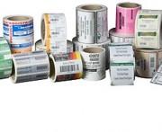 Étiquettes consommables pour imprimante - Gamme complète de consommables