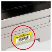 Etiquettes de propriété sur mesure - Usage intérieur