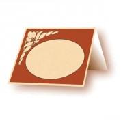 Etiquettes recto verso pour boulangeries - Dimensions (cm) : 6 x 4 - 7 x 5