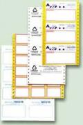Etiquettes vierge pour imprimantes - Etiquettes A4 pour imprimante laser, jet d'encre ou copieur
