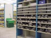 Étude rangement pièces de rechange - Adaptation à des structures de stockage variées