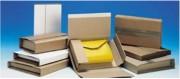 Etui postal en carton - Dimension (Lxl) cm  :  de 14,5 x 12,5 à 43 x 31