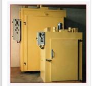Étuve industrielle de traitement thermique - Puissance : 24 KW chauffage