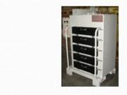 Etuve mobile - Traitement thermique - 5 niveaux  - porte guillotine - Intérieur étanche