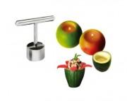 Evideur de fruits et légumes - Diamètre de coupe : 3,4 cm