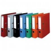 EXACOMPTA Classeur à levier PVC dos de 70mm rouge - Exacompta