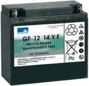 Exide batterie plomb-gel GF-Y-1 12V 51Ah - 253029-62