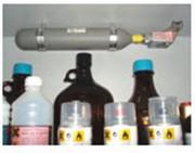 Extincteur à déclenchement automatique pour produits inflammables - Destiné aux produits inflammables
