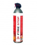 Extincteur maniable d'incendie - Classe de feux : 5A 21B 5F   -  Certifications : CE 0029