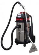 Extracteur pour entretien moquette, tapis, sol textile - Injection extraction double moteur d'aspiration
