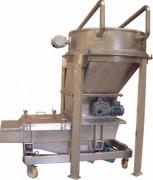 Extracteur vibrant industriel - Stockage et extraction de produit vrac solide