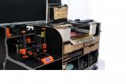 Installation Fablab mobile - Kit innovation de machines outils numériques