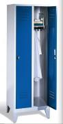 Fabricant d'armoire vestiaire - Dimensions utiles par casier (H x L x P) : 295 x 230/330 x 465
