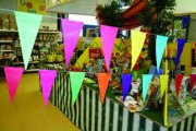 Fabricant guirlande - Guirlandes de fête - format 17 x 34 cm