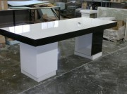 Fabricant mobilier en polyester