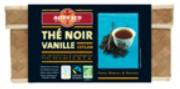 Fabricant thé noir vanille bio - Thé noir vanille 40g