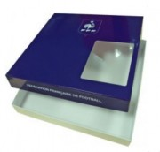 Fabrication boitage carton sur mesure - Papier imprimé pelliculé
