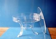 Fabrication de pièces en plexiglas - Table, cloche, vitrine, maquette, Œuvre d'art, lampe, présentoir, cuve d'immersion, ...