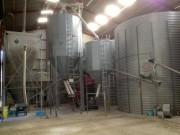 Fabrique d'aliment à la ferme pour élevages - Installation mécanique de fabrique d'aliment à la ferme