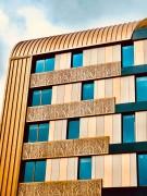 Façades perforées - Façade perforée pour extérieure d'un bâtiment