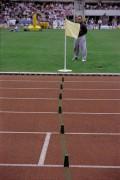 Fanion de rabattement athlétisme