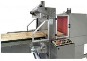 Fardeleuse automatique à introduction en ligne - Largeur de soudure de 600 à 2000 mm