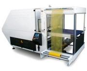 Fardeleuse automatique avec tunnel de rétraction - Largeur barre de soudure (mm) : de 750 à 3050 mm