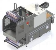 Fardeleuse automatique en ligne - Production maxi : 12 pièces par minutes