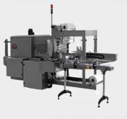 Fardeleuse automatique par film thermorétractable - Hauteur max. des produits (mm) : 350