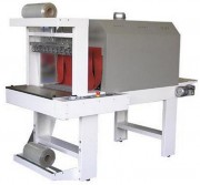 Fardeleuse monobloc semi automatique - Production horaire : 120/200 paquets/heure