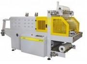 Fardeleuse semi-auto à pelle de poussée - Production maxi : 10 pièces par minutes